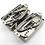 Thumbnail: TE-20 Custom '59 P.A.F. Blem B-Stock Set Raw Nickel 4wire