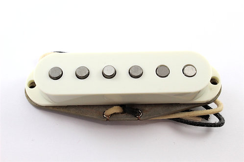 TE-03  Big City '69 Blues Middle Pickup for Strat w/ Cloth Push-back