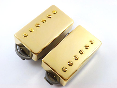 TE-20 Custom '59 P.A.F. Humbucker Set Gold 4wire