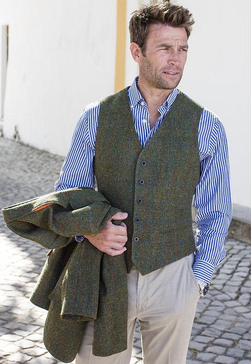 HIRTA HARRIS TWEED Waistcoat