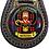 Thumbnail: M - R Leather Key Fob Scottish Family Clan Crest