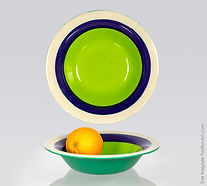 Vanilla, Blue and Green Bowl.jpg