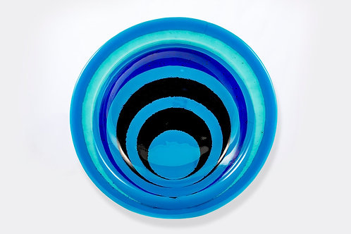 Bowl Turquoise Rings