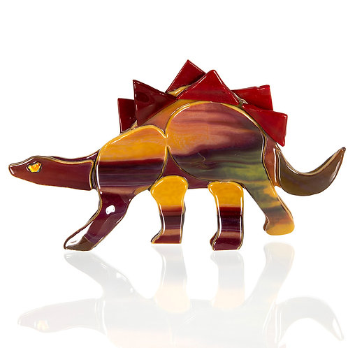 Multi Colors Stegosaurus
