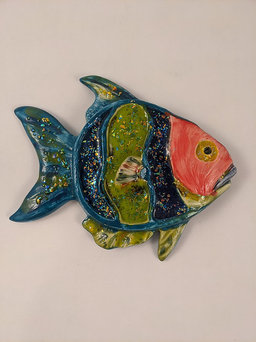 Glass and Ceramic Fish