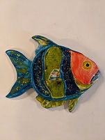 Fish Glass and Ceramic
