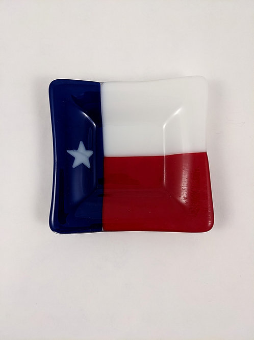 Texas Small Square Dish
