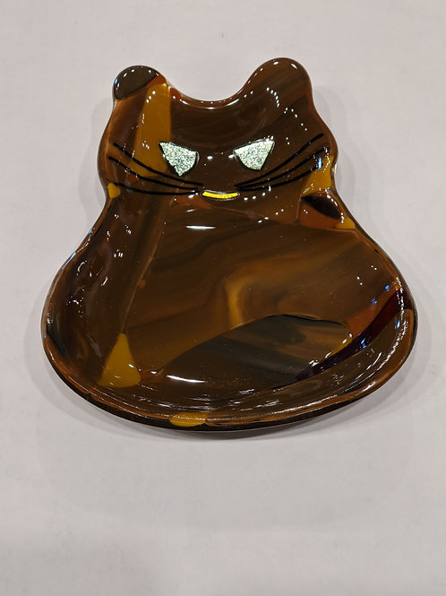 Tortie Cat Bowl