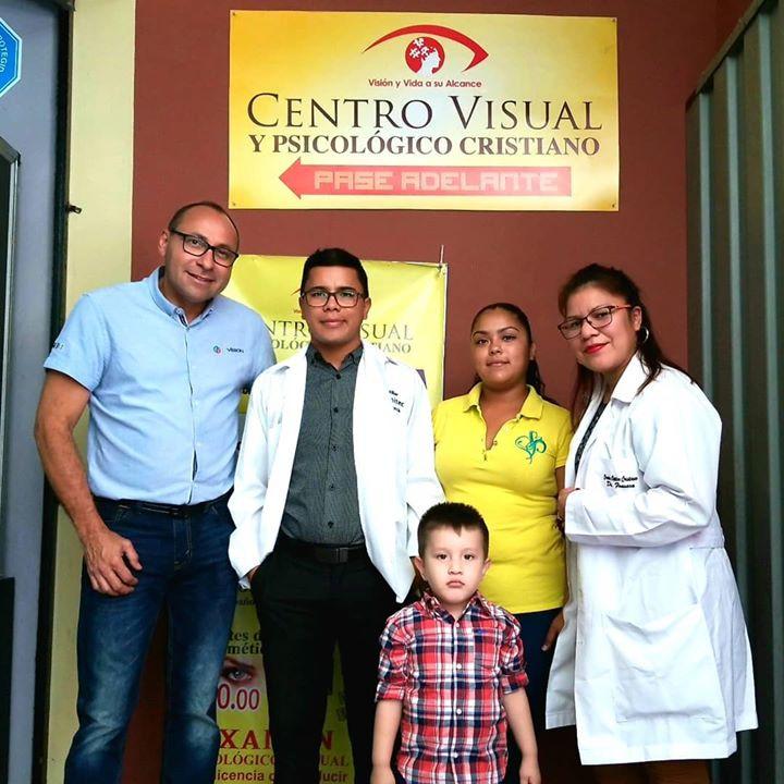 centro visual  y psicológico cristiano