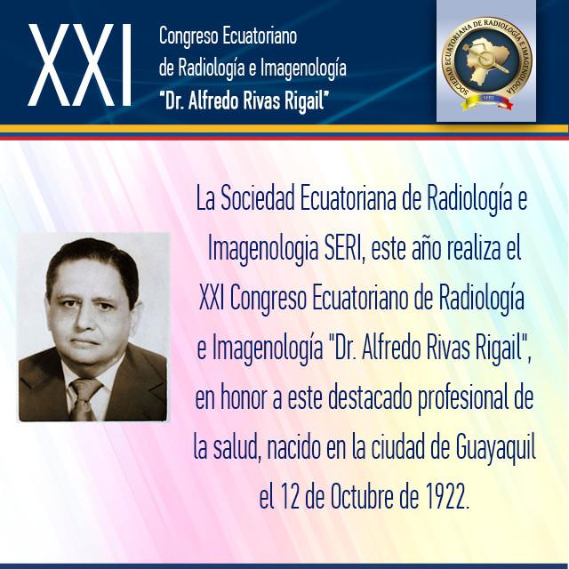 Breve Semblanza del Dr. Alfredo Rivas Rigail