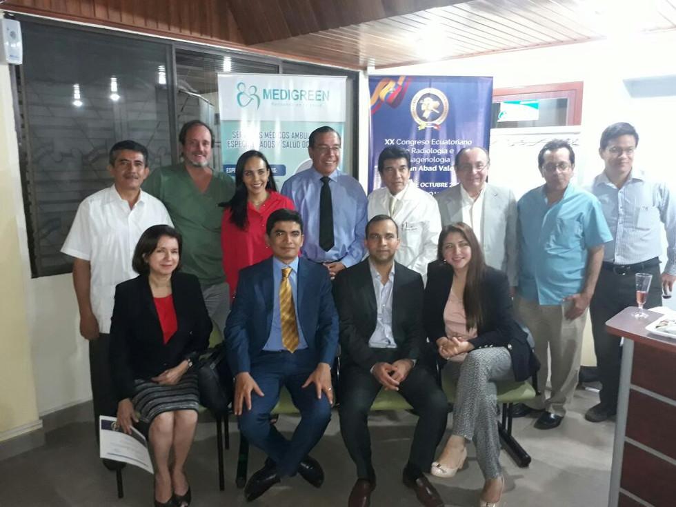 Sesión Científica por Ingreso de Nuevos Socios