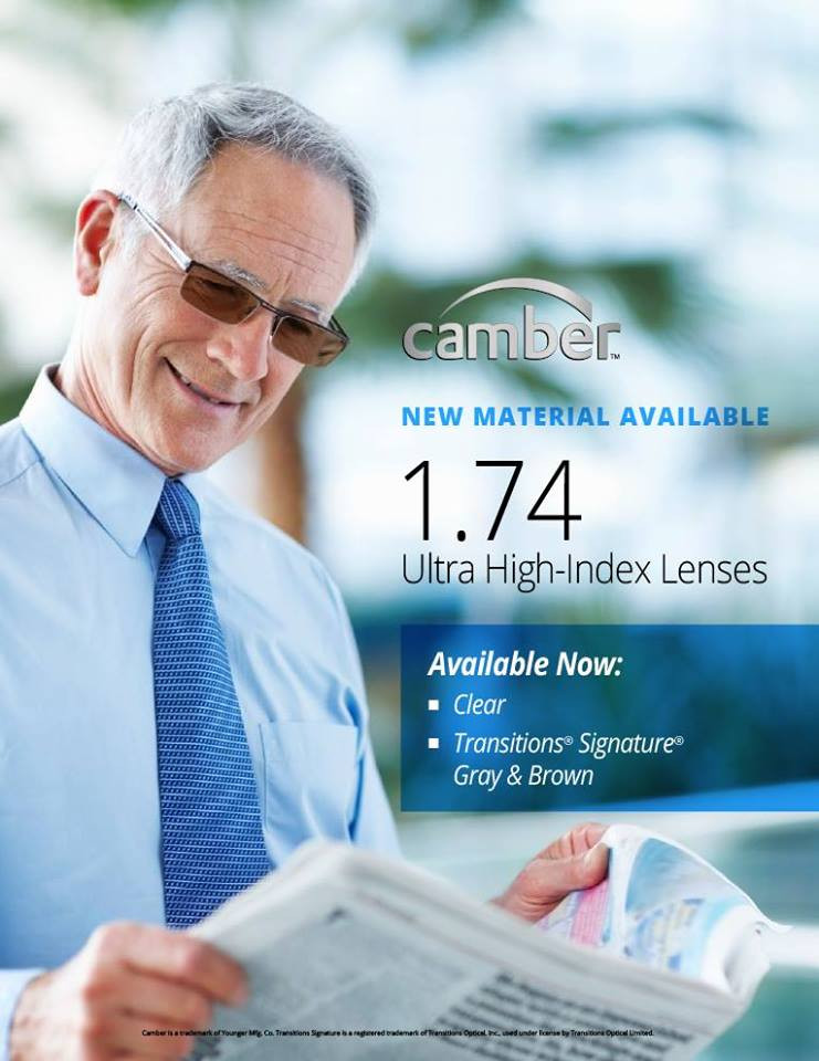 camber digital lenses