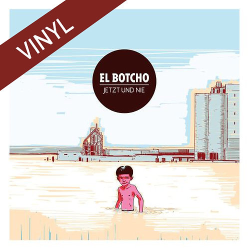 EL BOTCHO / JUN VINYLE