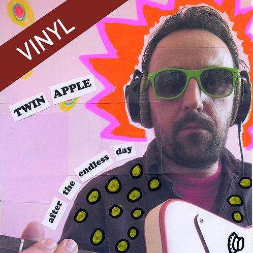 TWIN APPLE / ATED / VINYLE