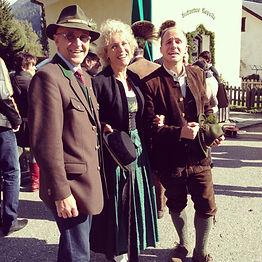 Otmar, Elfi & Philip
