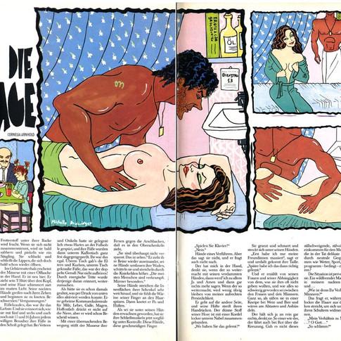 'Cover' Magazine