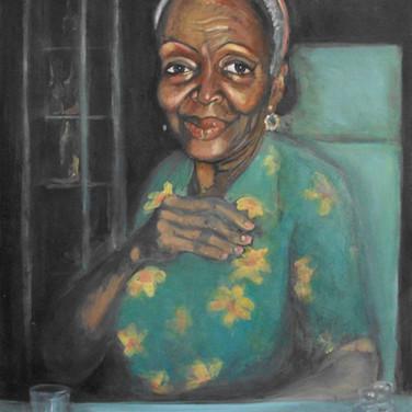 Aruba Woman