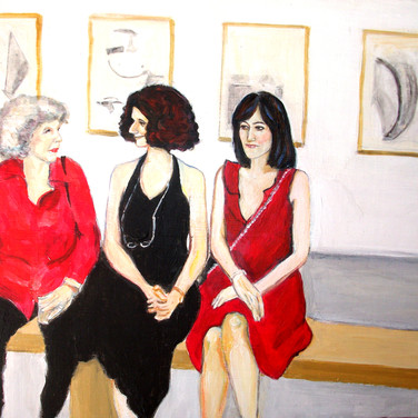 Women at the Gallery