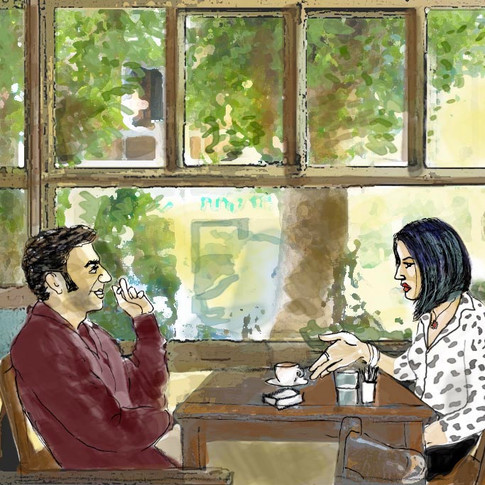 Coffee Couple