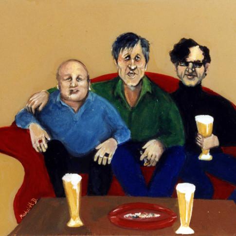 Three Men