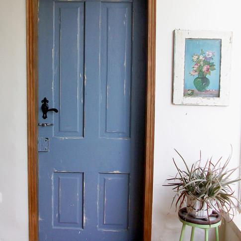 Old English Door