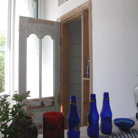 Old Oriental Door