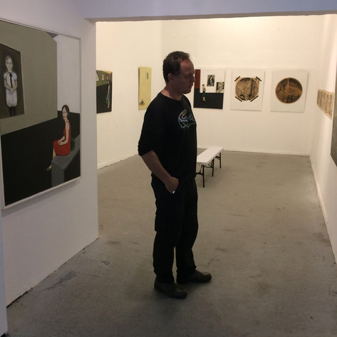 Exhibition - Tel Aviv - Artists House