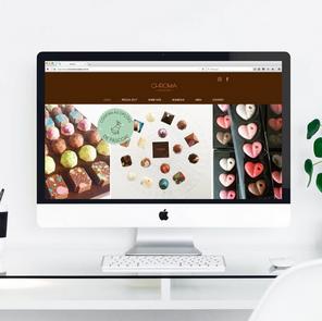 Site Chroma Chocolates