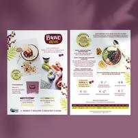 Lâmina comercial Foodservice Bravo Açaí
