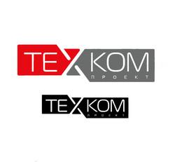 Разработка логотипа ТехКом Проект