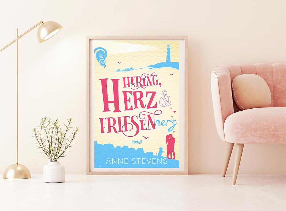 Anne Stevens Hering, Herz und Friesennerz