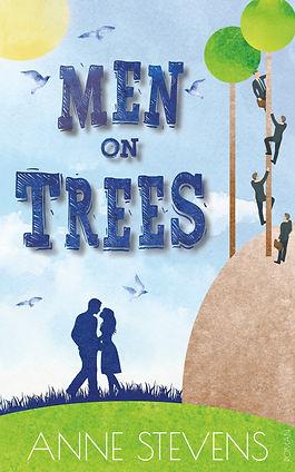 Anne Stevens - Cover - Mens on Trees fin