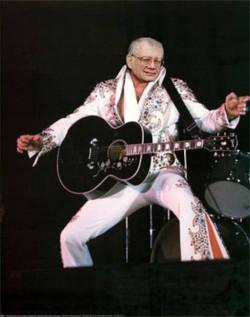 Elvis spoof