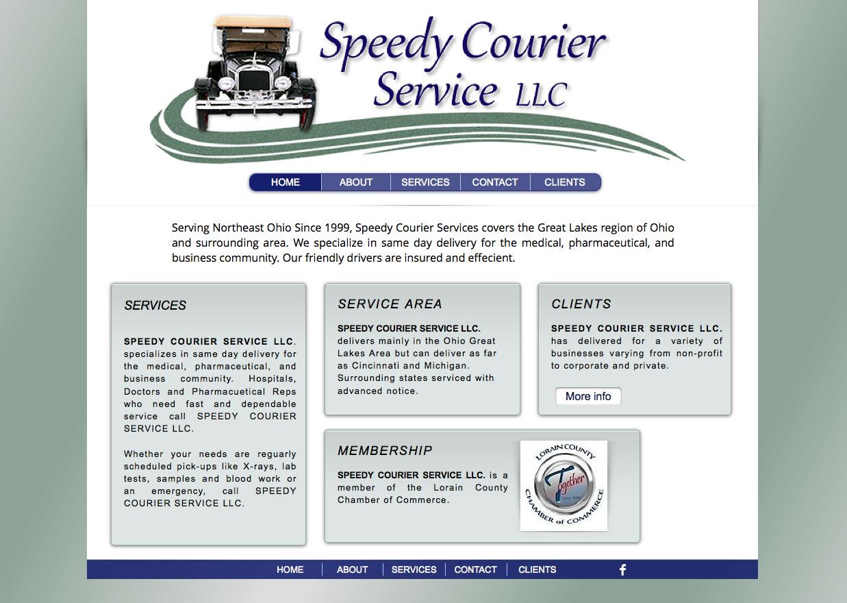 Speedy Courier Service Ohio