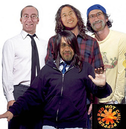 Red Hot Chili Peppers Spoof
