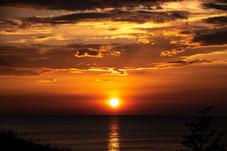 Vermilion Ohio Sunset