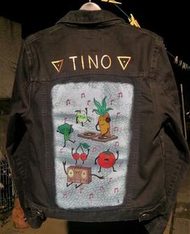 """""""Techno Veggie Jacket"""""""