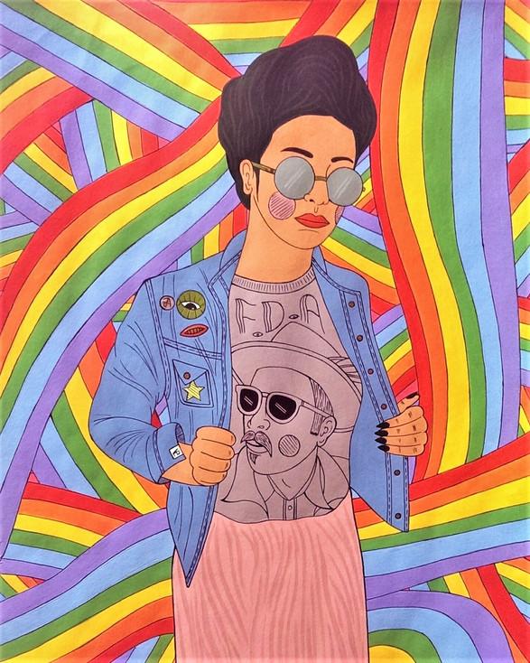 """""""Roisin Rainbow"""""""