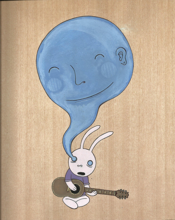 """Bunny Blues"""