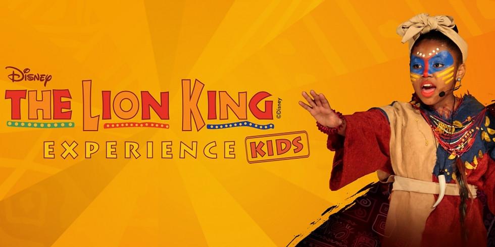 TICKETS (Evening Performance) - Disney's Lion King, KIDS