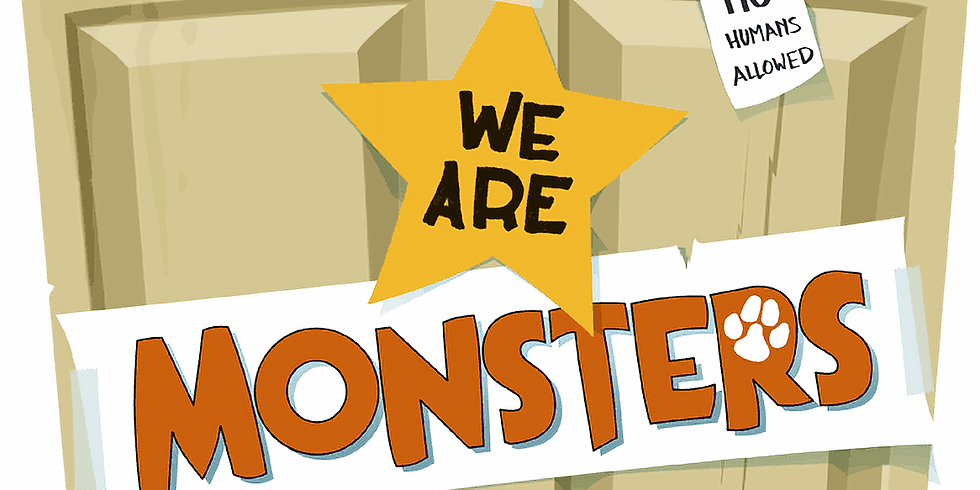 The Mini Stage - We Are Monsters