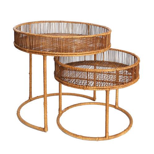 Lombok Side Tables