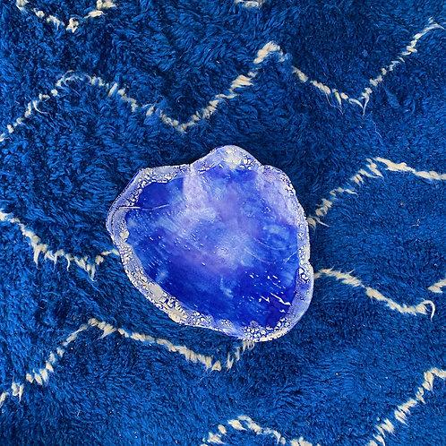 Blue Handmade Ceramic Bowl