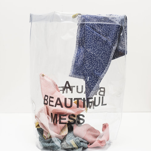 Clear Laundry Bag