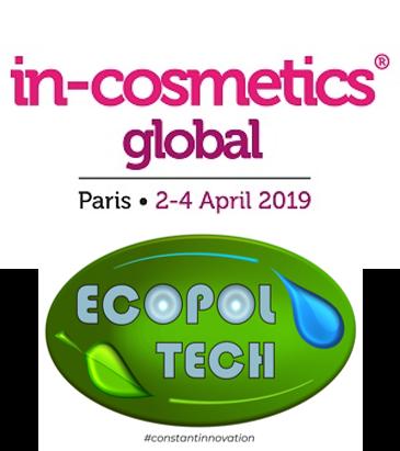 Ecopol Tech In cosmetics 2019 in paris