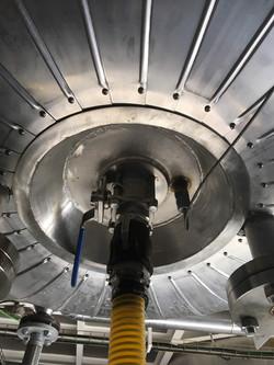 1.5 metric ton Emulsification Reacto