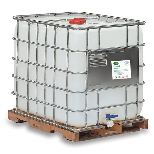 Ecopol Hand Sanitizer - IBC 1000 L