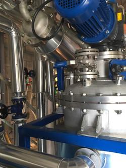 300 Kg Emulsification Reactors