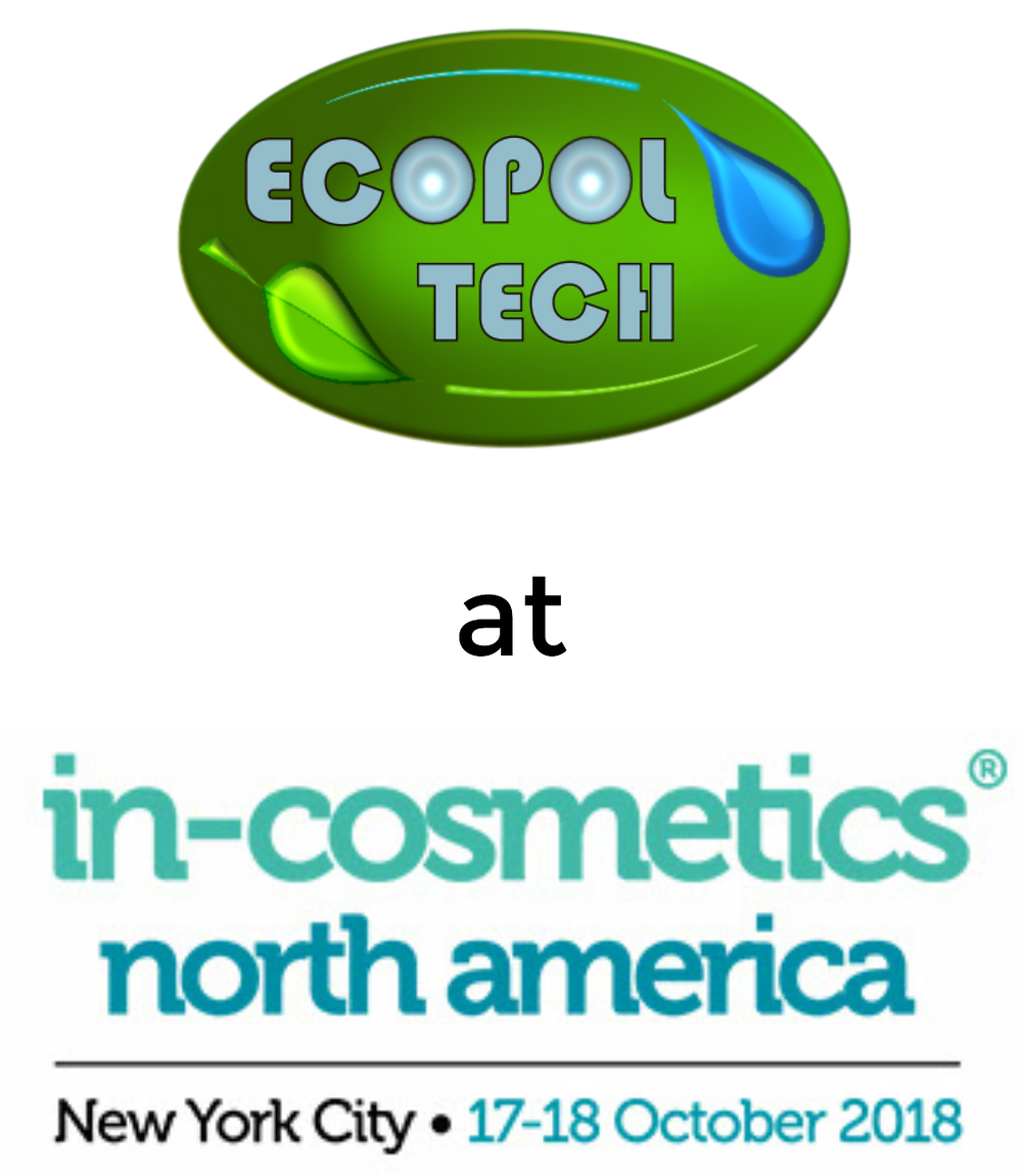 Ecopol Tech at in-cosmetics north america 2018