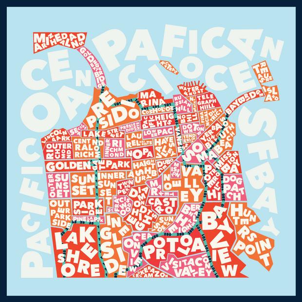 sf neighborhoods